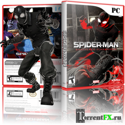 Spider-Man: Shattered Dimensions (2010/RUS) RePack