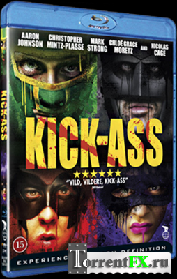 Пипец / Kick-Ass (2010) BDRip-AVC
