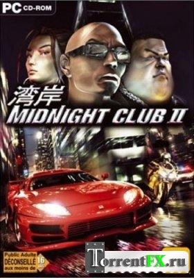 Midnight Club 2 (2003/PC/Rus) RePack by jeRaff