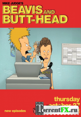 Бивис и Батт-хед / Beavis & Butt-head (2011) WEB-DL