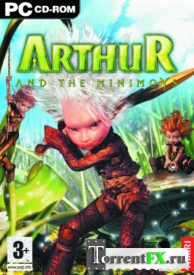 Arthur and the Invisibles (2007) PC | Repack