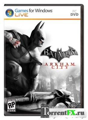 Batman Arkham Asylum v1.1 (Новый диск) (RUS) [ReРack] от R.G. UniGamers