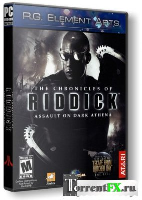 The Chronicles of Riddick: GOLD (2009/ RUS/ RePack) от R.G. Element Arts