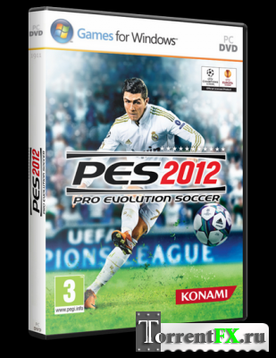Pro Evolution Soccer 2012 (2011) PC