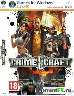 BleedOut / CrimeCraft (2010) PC | RePack