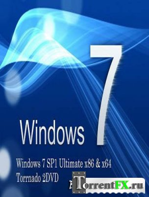 Windows 7 SP1 Ultimate x86 & x64 Torrnado 2DVD