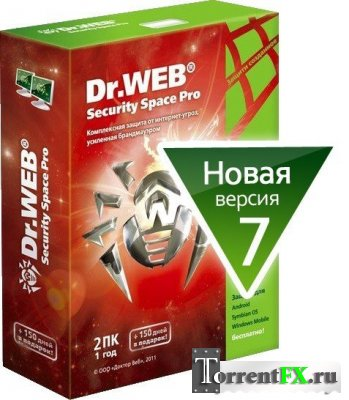 Dr.Web Anti-Virus + Dr.Web Security Space Pro 7.0.0.12130 Final (2011) PC