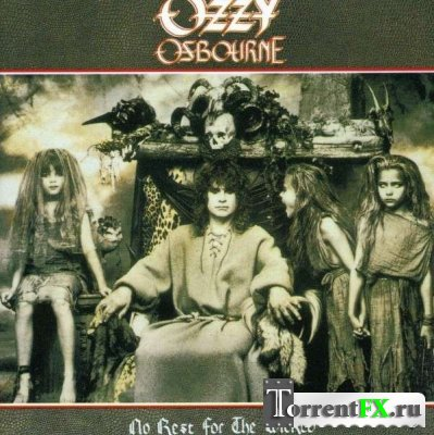 Ozzy Osbourne - No Rest For The Wicked (1988) APE