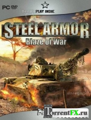 Steel Armor: Blaze of War (UIG Entertainment)  [L] PC