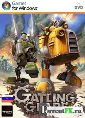 Gatling Gears (2011) PC