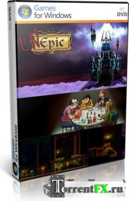 Unepic v1.0.18 (2011) PC
