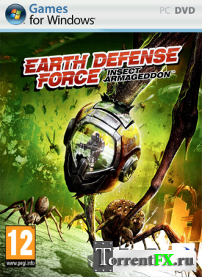 Earth Defense Force: Insect Armageddon (2011)