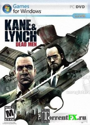 Kane and Lynch: Смертники / Kane and Lynch: Dead Men (1C) (RUS) [L] (2007) PC