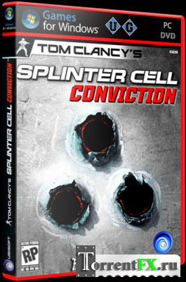 Tom Clancy's Splinter Cell: Conviction (2010) PC
