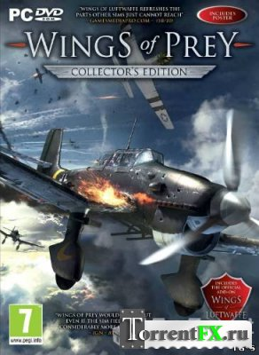 Wings of Prey: Collector's Edition (Gaijin Entertainment) (RUS/MULTi9)