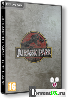 Jurassic Park: The Game - Episode 1 (2011/PC/Русский) | RePack
