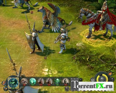 Герои Меча и Магии 6 / Might & Magic: Heroes 6 [v1.2] (2011) PC | RePack