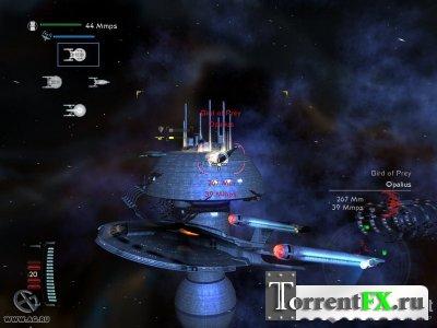 Звездный Путь: Наследие / Star Trek: Legacy (2006) PC