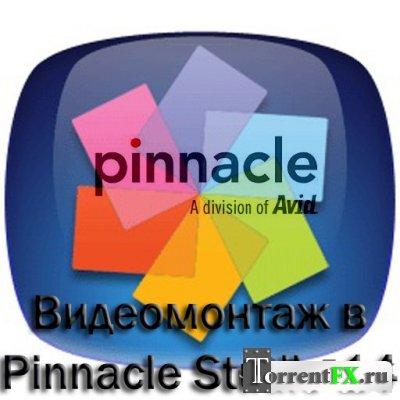 Видеомонтаж в Pinnacle Studio 14. Обучающий видеокурс