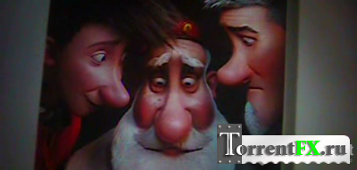Санта-Клауса / Arthur Christmas (2011) CAMRip