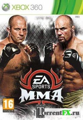 EA SPORTS MMA (2010) XBOX360