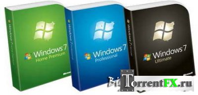 Windows 7 Ultimate SP1 WPI By StartSoft (x64) (2011) RU