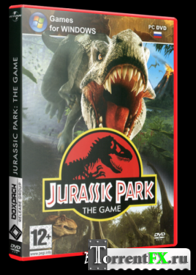 Jurassic Park: The Game (2011) PC | RePack от R.G.BoxPack