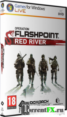 Operation Flashpoint: Red River [v 1.02] (2011) PC | RePack от R.G.BoxPack