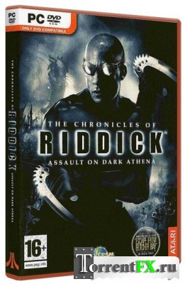The Chronicles of Riddick: Assault on Dark Athena GOLD (2009) PC