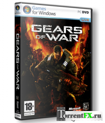 Gears of War (2007) PC | RePack