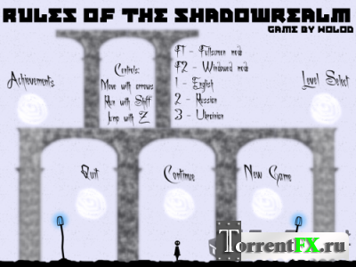 Правила Царства Теней / Rules of the Shadowrealm (2011) PC