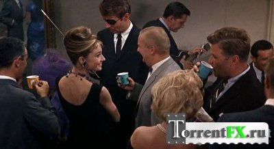 Завтрак у Тиффани / Breakfast at Tiffany's (1961) DVDRip