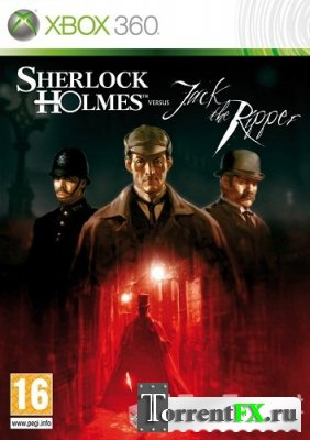 Sherlock Holmes vs Jack The Ripper (2009) XBOX360