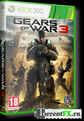 Gears of War 3 (2011) XBOX360