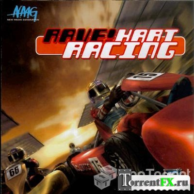 Rave! Kart Racing (2003) PC