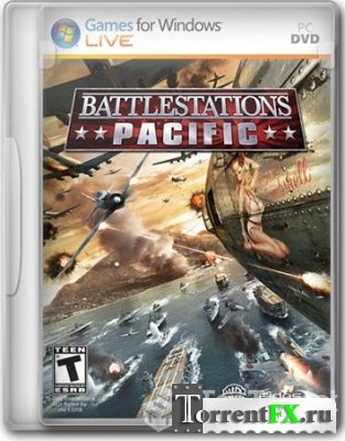 Battlestations: Pacific (2009) PC | RePack