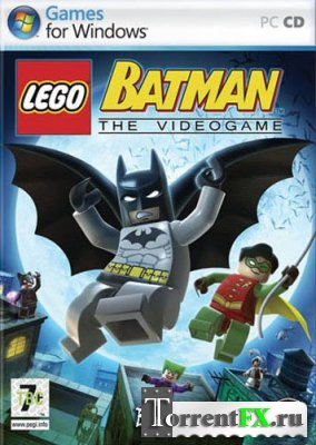 Лего Бэтмэн / LEGO Batman (2009)