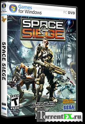 Space Siege (2008) �� | Repack