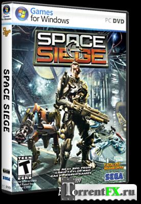 Space Siege (2008) РС | Repack