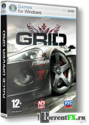 Race Driver: GRID (2008) PC | RePack
