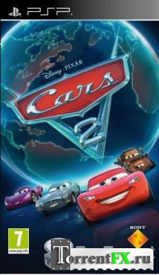 Cars 2 (2011) PSP