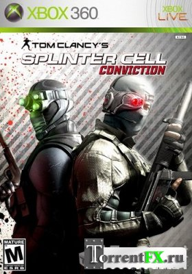 Tom Clancy`s Splinter Cell: Conviction (2010) XBOX360