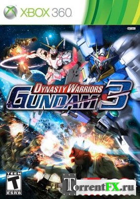 Dynasty Warriors: Gundam 3 (2011) XBOX360