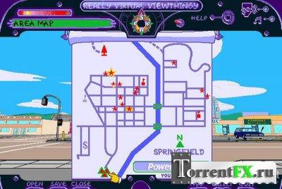 The Simpsons: Virtual Springfield (1997) PC   RePack
