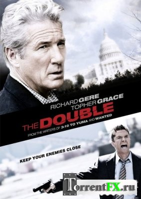 ������� ����� / The Double (2011) HDRip