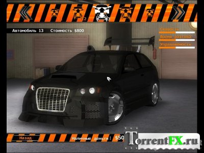 Russian Racing (2008) PC
