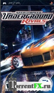 Need for Speed: Underground Rivals (RUS) PSP