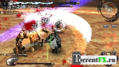 Lord Of Arcana (ENG/2011) PSP