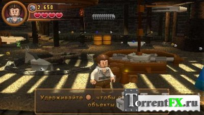 LEGO Pirates of the Caribbean (RUS/2011) PSP