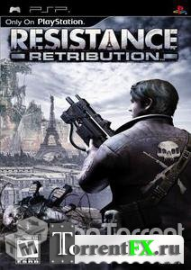 Resistance: Retribution (RUS/ENG) PSP